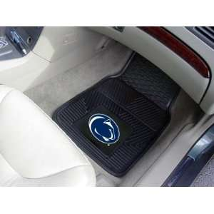State Nittany Lions Vinyl Car/Truck/Auto Floor Mats