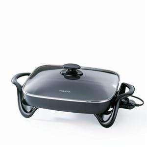 Presto 06852 Electric Skillet: Kitchen & Dining