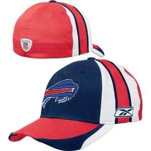 Mens Buffalo Bills Official Sideline Flex Fit Cap