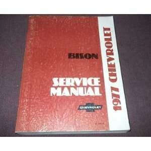 TRUCK Service Repair Shop Manual FACTORY OEM 77 HUGE gm Books
