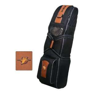 Warriors NBA Pebble Grain Golf Bag Travel Cover