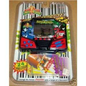 Tiger Electronic Power Rangers Handheld Toys & Games