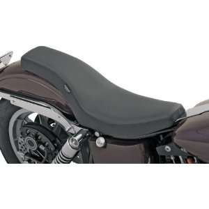Drag Specialties Smooth Spoon Motorcycle Seat For Harley Davidson FXEF