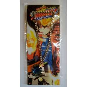 TV Anime Hitman Reborn Vongola Charm Metal Necklace ~NEW