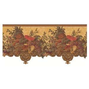 IMPERIAL Georgian Garden Wallpaper Border AV057142B
