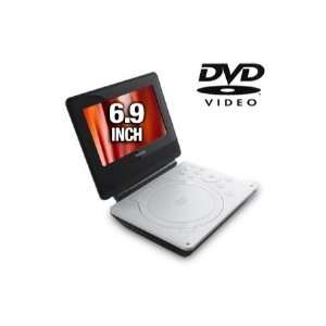 Toshiba SDP74S 7 Inch Portable White DVD Player (White) Electronics