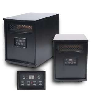 AHP 1500 WR Infrared Heater Black