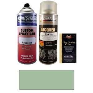 Oz. Light Green Metallic Spray Can Paint Kit for 1994 Chrysler Laser