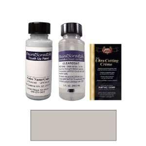 1 Oz. Light Tarnish Silver Metallic Paint Bottle Kit for