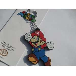 Nintendo SUPER MARIO BROS Key Chain Officially Licensed