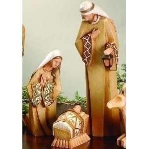 Holy Family 3 Piece Christmas Nativity Figure Sets