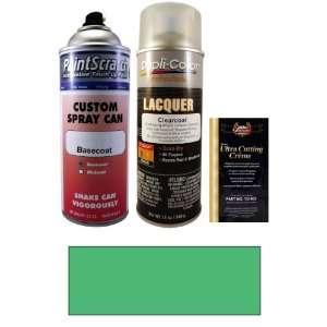 12.5 Oz. Neptune Green Metallic Spray Can Paint Kit for 1955 Chevrolet