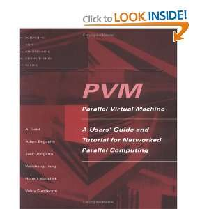 PVM Parallel Virtual Machine A Users Guide and Tutorial for Network