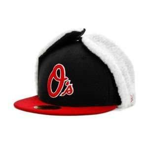 Baltimore Orioles New Era MLB 59FIFTY Dogear Cap Hat