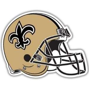 New Orleans Saints NFL Football bumper sticker 5x 4 Automotive