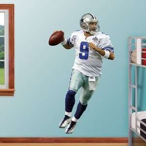 NFL Tony Romo Vinyl Wall Graphic Decal Sticker Poster: