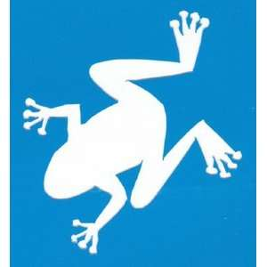 FROG STENCIL Snazaroo Face Painting Stencil Toys & Games