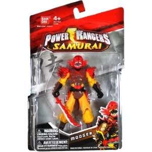Bandai Year 2011 Power Rangers Samurai ESA Nanashi Series