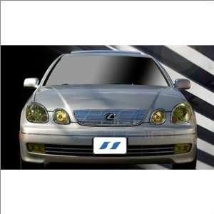 SES Trims Chrome Billet Upper Grille 01 05 Lexus GS300