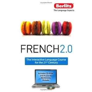 French 2.0 (Book & CD ROM) [Hardcover] Berlitz Books