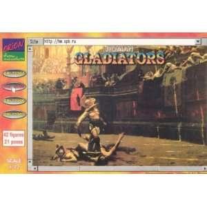 Roman Gladiators (42) 1 72 Orion Figures Toys & Games