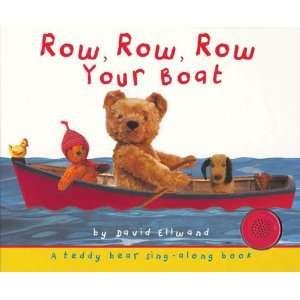 Row, Row, Row Your Boat (Teddy Bear Sing Along
