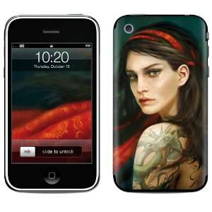 iPhone 3G Skin by Nykolai Aleksander: Cell Phones & Accessories