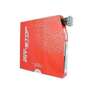 ACTION CABLE INNER BRAKE SRAM ROAD S.STEELFILE BOX Sports