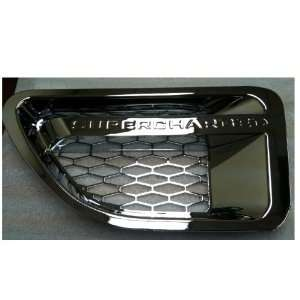 Range Rover Sport Accessories ABS Chrome OEM Style Side Vents (pair
