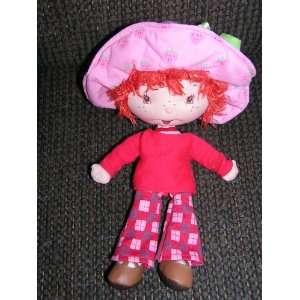 Strawberry Shortcake Stuffed 10 Doll Scented by Ban Dai