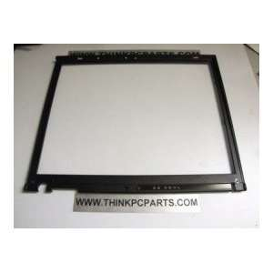 IBM THINKPAD T40 TYPE 2323 LCD FRONT BEZEL COVER # 91P9526