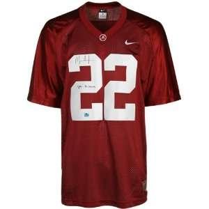 Nike Alabama Crimson Tide #22 Mark Ingram Autographed Authentic