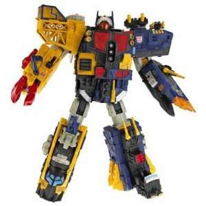 Transformers Energon Omega Supreme Electronic Action Figure : Toys