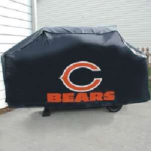 Bears NFL DELUXE Barbeque Grill Cover