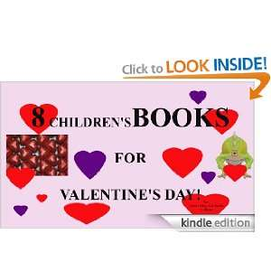 FUN BOOKS for VALENTINES DAY Childrens Picture Books E. Wood, C