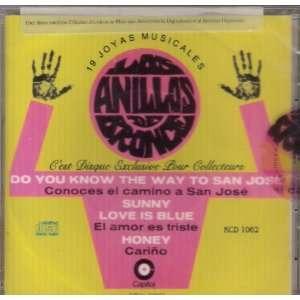 Los Anillos De De Bronce  19 Joyas Musicales ANILLOS. LOS
