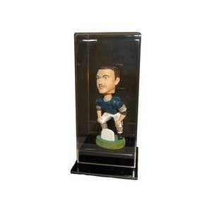 Single Bobble Head Doll Display Display Case Sports