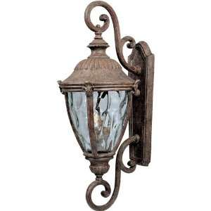 Tone Outdoor Wall Light with Water Glass 3189WGET Home Improvement