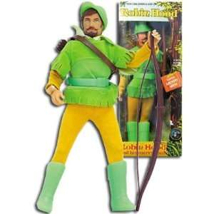 Worlds Greatest Merry Men Robin Hood Action Figure: Toys