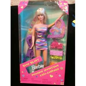 1997 Bead Blast Barbie Doll Toys & Games