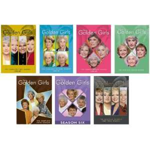 The Golden Girls   The Complete Series (Seasons 1 7