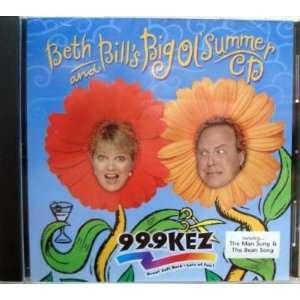 Beth and Bills Big Ol Summer CD Various Artists Music