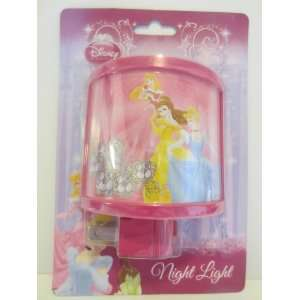 Disney Princess Night Light Home Improvement
