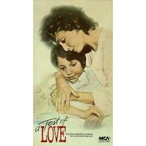 Test of Love [VHS] Angela Punch McGregor, Drew Forsythe