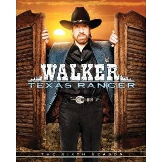 WALKER TEXAS RANGER: COMPLETE SECOND SEASON: Movies & TV