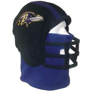 NFL Baltimore Ravens Ultimate Fan Helmet Beanie Size