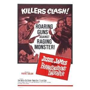 Billy the Kid vs. Dracula/Jesse James Meets Frankensteins
