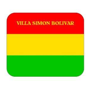 Bolivia, Villa Simon Bolivar Mouse Pad: Everything Else