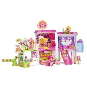 Pinypon Shopping Center Playset: Toys & Games