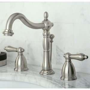 Kingston Brass Heritage KB197 Widespread Bathroom Faucet Color   Oil